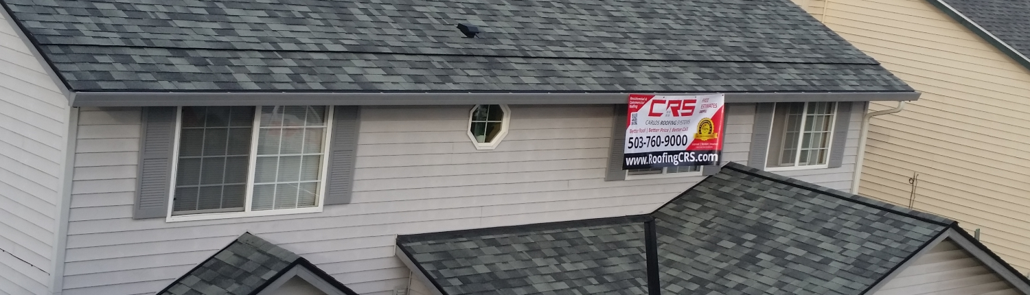 Top Portland Roofers Crs Roofing Best Roofing Company